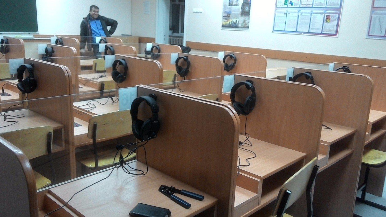 Программа для лингафонного кабинета